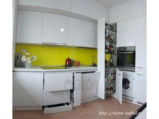 """Кухня угловая """"под потолок"""""""