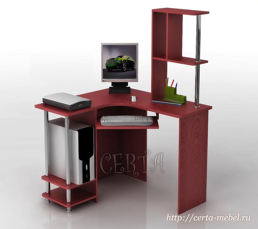 красивые компьютерные столы