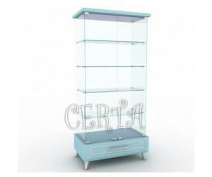 Витрина стеклянная ALS-20