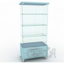 стеклянная витрина на заказ
