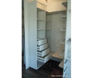 Комплект мебели. Гардероб + шкаф.