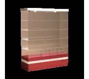 Стеклянные витрины на заказ в Спб для магазинов парфюмерии и косметики