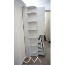 зеркальные шкафы-купе на заказ