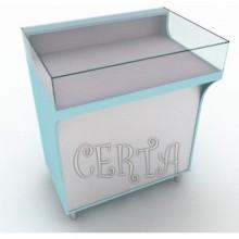 витрина стеклянная на заказ