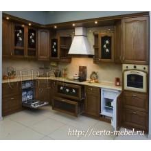 кухня на заказ по индивидуальным размерам