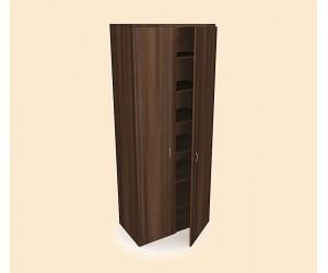 Шкаф с дверцами эконом