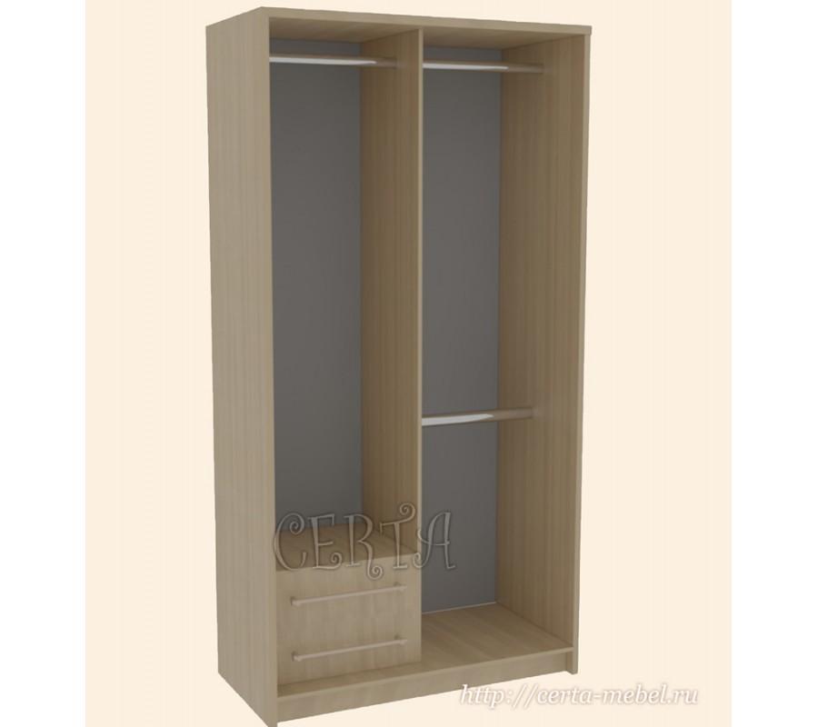 Шкаф-купе с нижними ящиками, купить шкаф-купе Санкт-Петербург