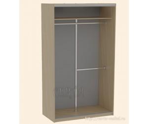 Шкаф-купе вертикально-свободный