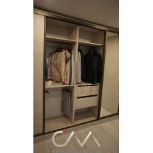 четырех дверные шкафы-купе на заказ