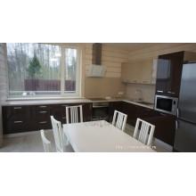 кухни в коттедже