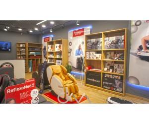 Торговая мебель для салона массажного оборудования  CASADA