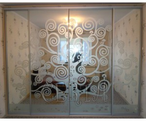 Шкаф-купе (Секретная дверь)